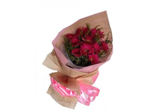 Gerberas Bouquet 06