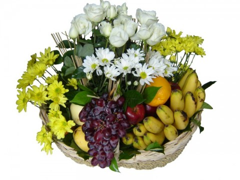 Fruits And Flowers 01