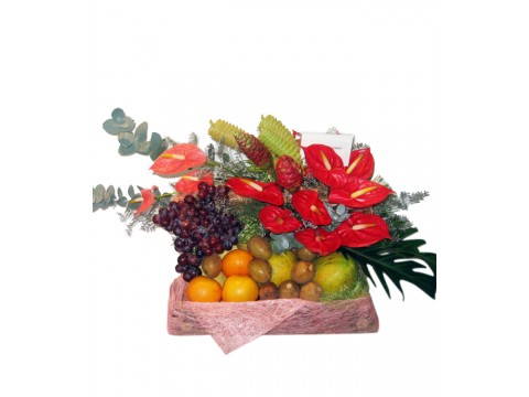 Fruits And Flowers 02
