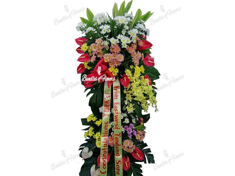 Anniversary Flowers 09
