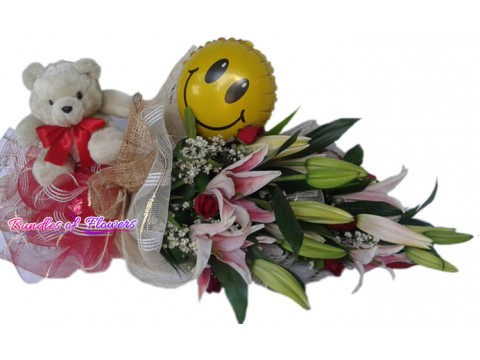 MD BOUQUET 16