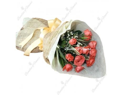1 Doz Pomelo Roses