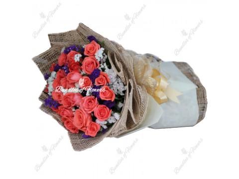 2 doz Pomelo Bouquet