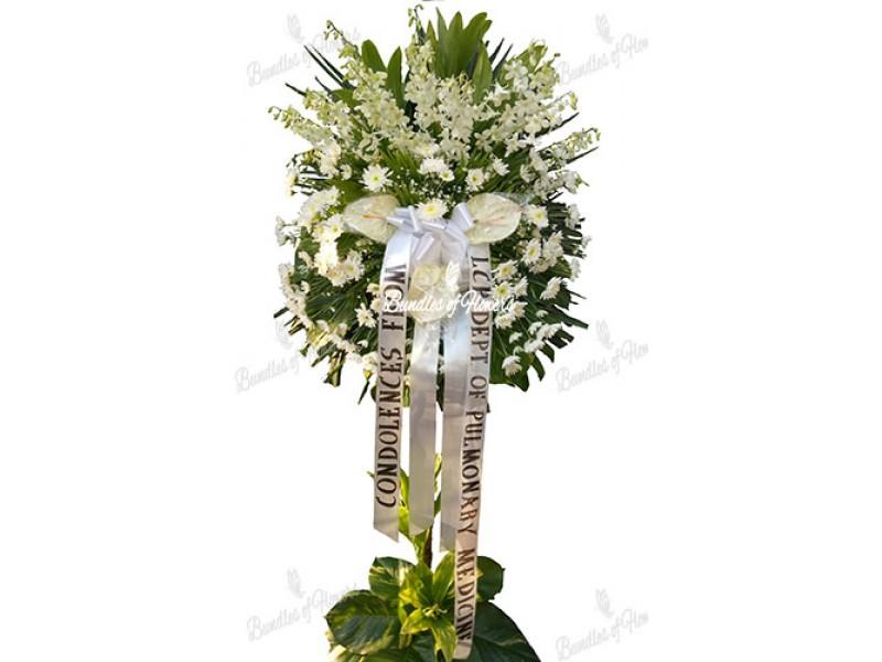 Sympathy Flowers 23