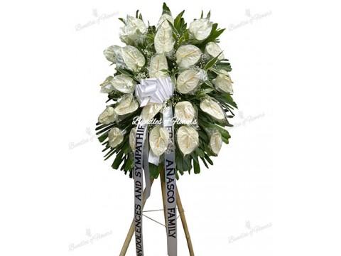 Sympathy Flowers 24