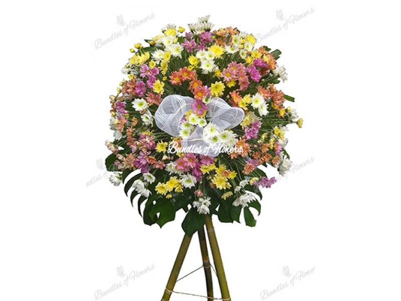 Sympathy Flowers 25