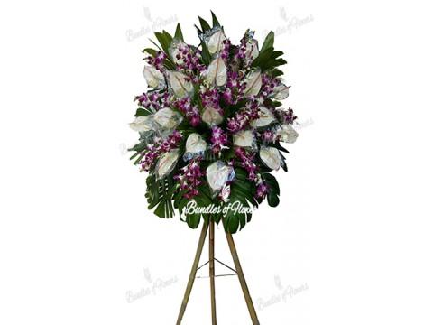 Sympathy Flowers 30